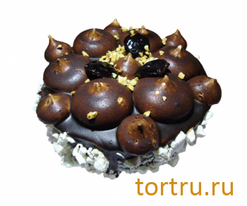 """Торт """"Графские развалины"""", Сладкие посиделки, кондитерская-пекарня, Омск"""