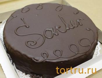 """Торт """"Захер"""", Вкусные штучки, кондитерская, Обнинск"""