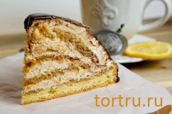 """Торт """"Мокко"""", кондитерская Лаверна"""