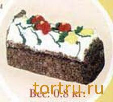 "Торт ""Лесной"", Бердский хлебокомбинат"