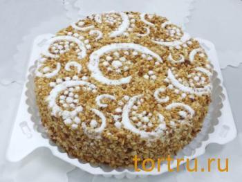 """Торт """"Подарочный"""", кондитерская Сладушка, Тюмень"""