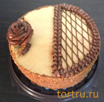 """Торт """"Вдохновение"""", кондитерская Сладушка, Тюмень"""