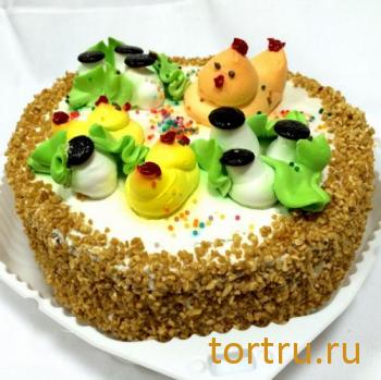 """Торт """"В гостях у сказки"""", кондитерская Сладушка, Тюмень"""