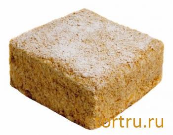 """Торт """"Наполеон"""", кондитерская Сладушка, Тюмень"""