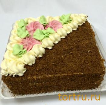 """Торт """"Медовая сказка"""", кондитерская Сладушка, Тюмень"""