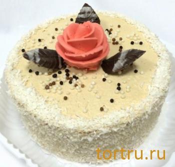 """Торт """"Дамский каприз"""", кондитерская Сладушка, Тюмень"""
