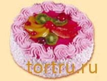 """Торт """"Малиновый"""", Малика"""
