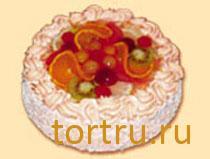 "Торт ""Мандариновый"", Малика"