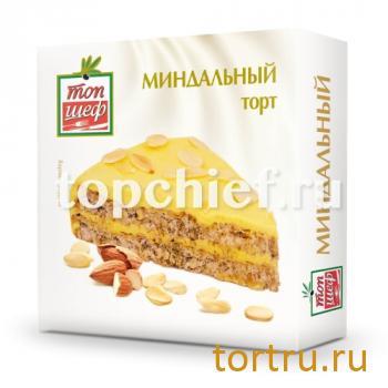 """Торт """"Миндальный"""", Топ Шеф, Москва"""