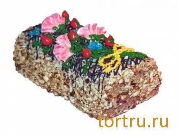"""Торт """"Ореховый"""", Кузбассхлеб"""