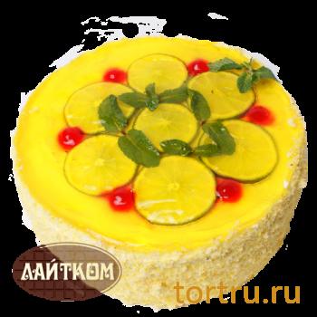 """Торт """"Лимонник"""", Лайтком, Tort Market, кондитерская, Москва"""