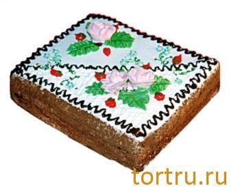 """Торт """"Первоклассница"""", Кузбассхлеб"""