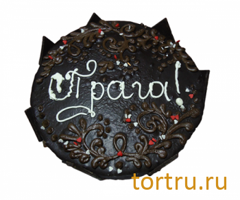 """Торт """"Прага"""", Сладкие посиделки, кондитерская-пекарня, Омск"""