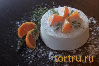"""Торт """"Новогодний"""", кондитерская Ваниль"""