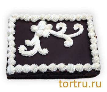 """Торт """"Птичье молоко"""", Вкусные штучки, кондитерская, Обнинск"""