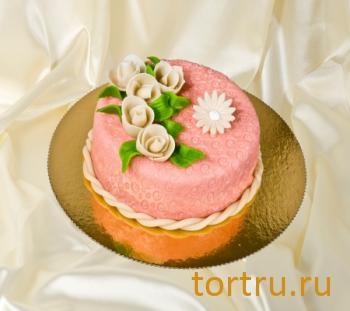 """Торт """"Марципан"""", французская кондитерская Шантимэль, Москва"""