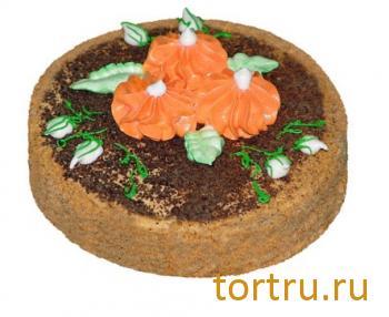"""Торт """"Рыжик"""", Кузбассхлеб"""
