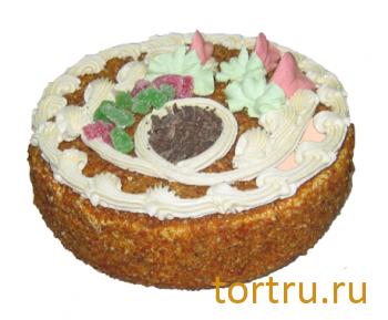 "Торт ""Вацлавский"", ТВА, кондитерская фабрика, Москва"