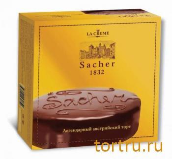 "Торт ""Сашер"", кондитерский дом La-Creame"