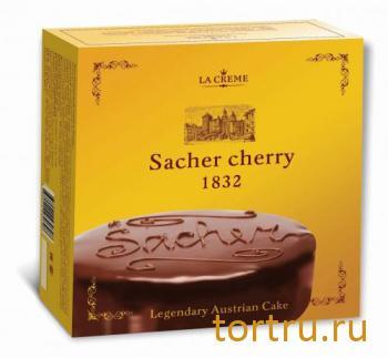"Торт ""Сашер Черри"", кондитерский дом La-Creame"