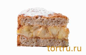 """Торт """"Орехово-яблочный"""", Кондитерский дом Renardi, Москва"""