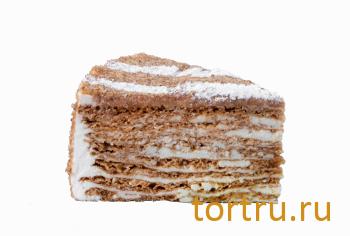 """Торт """"Медовый"""", Кондитерский дом Renardi, Москва"""