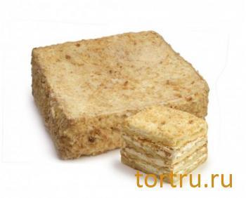 """Торт """"Слоёный"""", Хлебозавод Восход Новосибирск"""