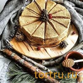 """Торт """"Медовик"""", булочная кондитерская """"За Мечтой"""""""
