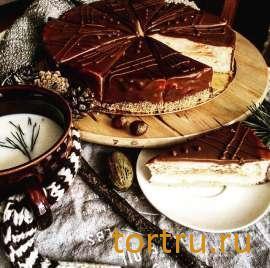 """Торт """"Птичье Молоко"""", булочная кондитерская """"За Мечтой"""""""