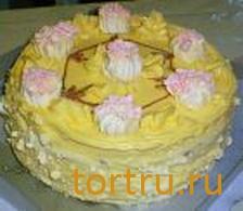 """Торт """"Полет"""", Бердский хлебокомбинат"""