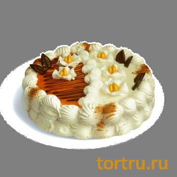 "Торт ""Магия Апельсин"", кондитерская фабрика Сластёна, Чебоксары"