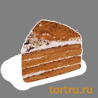 """Торт """"Медовый классический"""", кондитерская фабрика Сластёна, Чебоксары"""