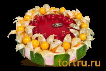 """Торт """"Маракайбо"""", кондитерская Крем Роял, Москва"""
