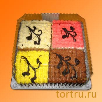 "Торт ""Ассорти"", Пятигорский хлебокомбинат"