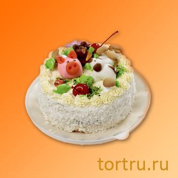 """Торт """"Малышам"""", Пятигорский хлебокомбинат"""