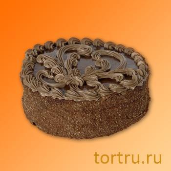 "Торт ""Пражский"", Пятигорский хлебокомбинат"