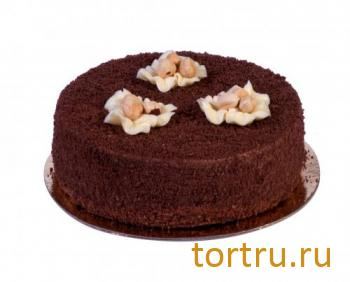"""Торт """"Трюфель"""", Любава, кондитерская фабрика, Москва"""
