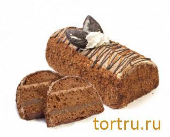 """Торт """"Вечер"""", Хлебозавод Восход Новосибирск"""