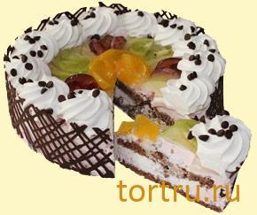"""Торт """"Верди"""", Хлеб Хмельницкого, Ставрополь"""