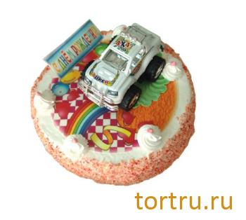 "Торт ""Вояж"", Кузбассхлеб"