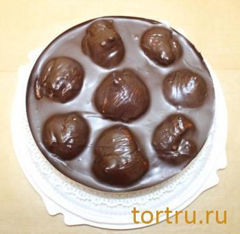 """Торт """"Профитроль"""", Вкусные штучки, кондитерская, Обнинск"""