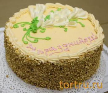 """Торт """"С праздником"""", Вкусные штучки, кондитерская, Обнинск"""