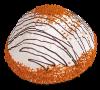 """Торт """"Медово-сметанный с ананасом"""", кондитерская фабрика Амарас, Москва"""
